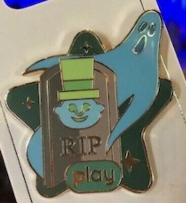 Disney Parks Play Game App Pin Haunted Mansion