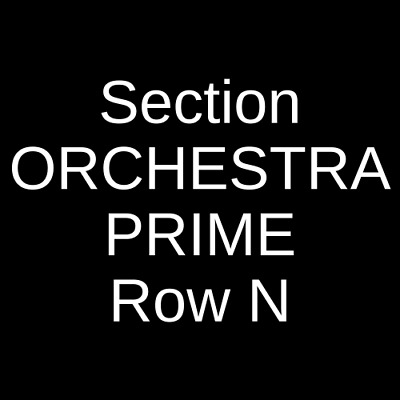 2 Tickets Les Miserables 12/6/19 Palace Theater - CT Waterbury, CT