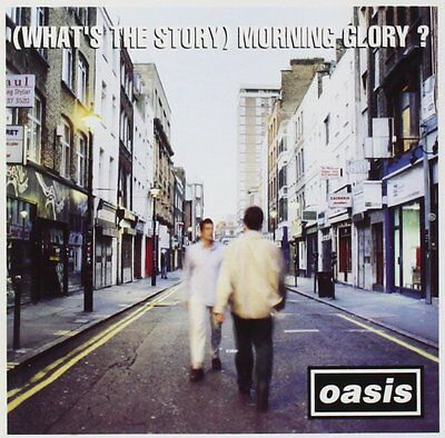Oasis - (What's The Story) Morning Glory? - UK CD album 1995