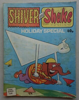 Shiver and Shake Holiday Special comic 1979 GD/GD+ (phil-comics)