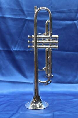King Silver Flair Trumpet with Factory Hard Case
