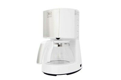 Melitta Enjoy Top 1017-03, Filterkaffeemaschine mit Glaskanne, AromaSelector, We