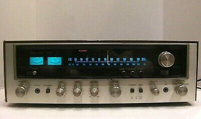 Sansui 5050 Vintage Stereo Receiver Made in Japan 30WPC WORKS