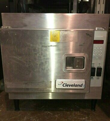 Cleveland Steam Craft Ultra 3 Counter-Top Electric Steamer Model # 21Cet8 -