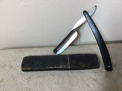 Wade & Butcher Sheffield Straight Razor In Box
