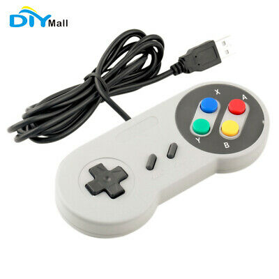 Retro USB Joystick Controller Gamepad Joypad for Raspberry PI Plug and Play