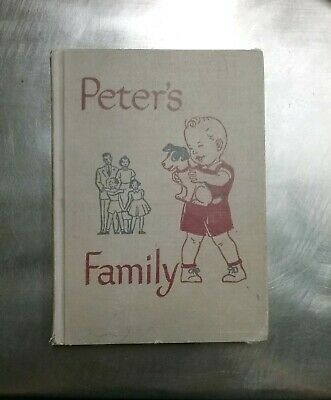 Peter's family from 1936