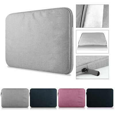 Large Capacity Notebook Case Laptop Bag Sleeve Cover For MacBook HP Dell Lenovo