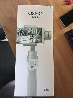 DJI Osmo Mobile Handheld Gimbal Stabilizer for Smartphone Silver + Extra battery