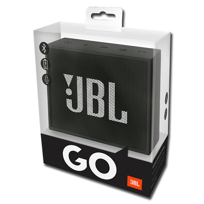 Cassa Portatile Ricaricabile Speaker Bluetooth Wireless Jbl Go Nera Black