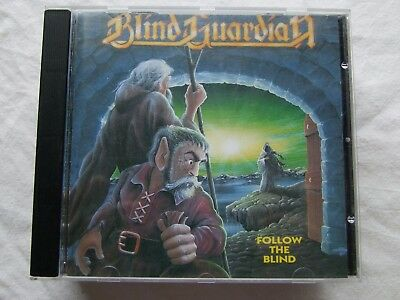 "Blind Guardian-"" Follow The Blind"" Cd 1991 No Ifpi"