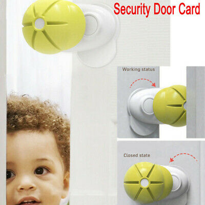 Invisible Magnetic Baby Child Pet Proof Cupboard Door Drawer Safety Lock kids