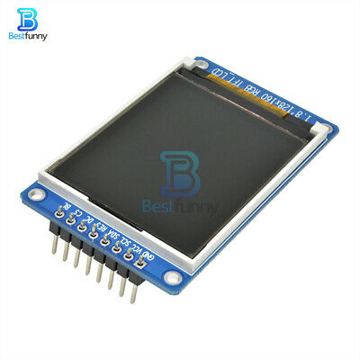 """1.8"""" inch 128X160 TFT Full Color LCD Display Module SPI ST7735 STM32 for Arduino"""