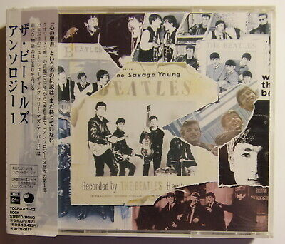 The Beatles – Anthology 1. Two Booklets, two discs. With Obi.