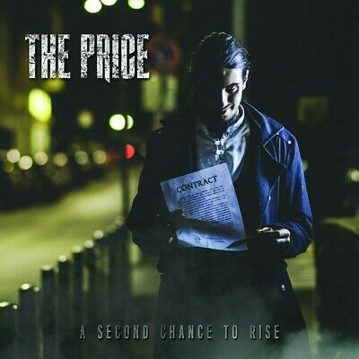 The Price - A Second Chance To Rise (Digipak) CD NEU & OVP (Neues Album 2019)
