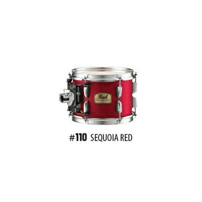 """Pearl Session Studio Classic 8"""" Mounted Tom/SEQUOIA RED/Finish #110/New"""