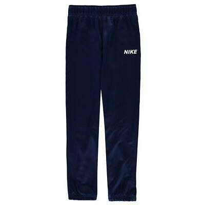 Nike NSW Poly Tracksuit Bottoms Only Junior Boys Navy Blue Size 12-13 yrs  *33