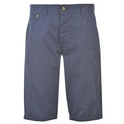 Kangol Chino Shorts Blue Navy Summer Juniors Kids Size Ages 9-10 *26