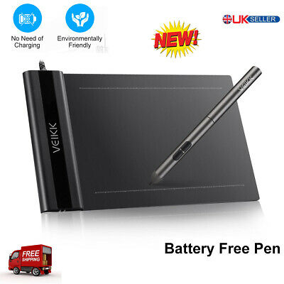 Professional S640 S640 Inch Art Graphics Drawing Tablet Signature Pad Ultra-Thin