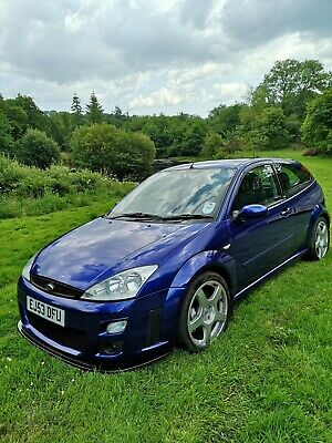 Ford Focus RS 48k miles, immaculate, DPC stage3 tune, switchable maps to 360 bhp