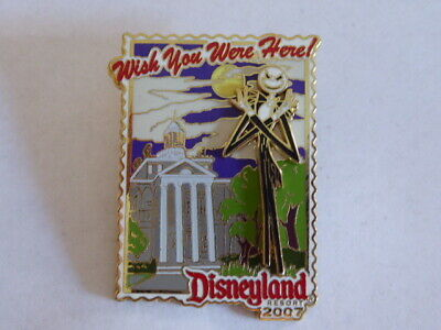 Disney Trading Pins 55047 DLR - Wish You Were Here 2007 - The Haunted Mansion (J