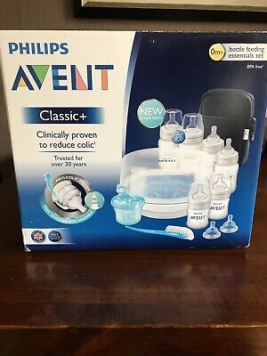 Avent Classic+ Microwave Bottle Steamer