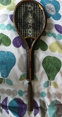 Ascot Gold Ace racket with case