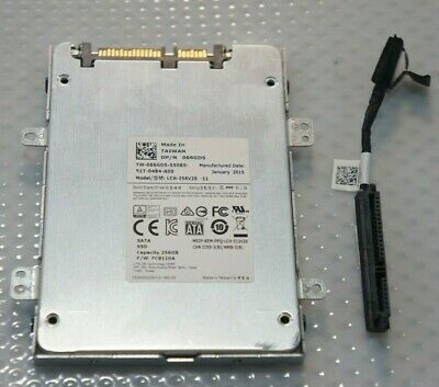 """Lite-On 256GB SSD SATA3 6Gb/s 2.5"""" Internal Solid State Drive LCH-256V2S 066GD5"""