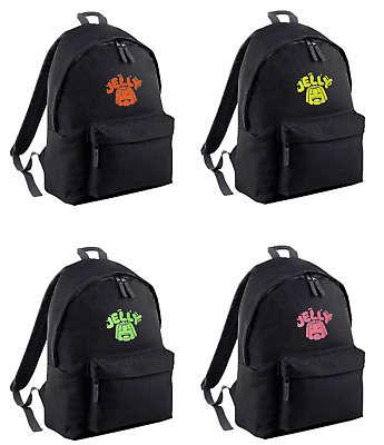 Youth kids JELLY TIME gym school backpack MERCH PERSONALISED FREE