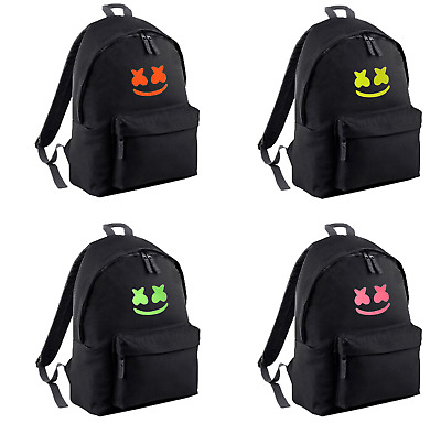 Youth kids MARSHMELLO gym school backpack MERCH PERSONALISED FREE