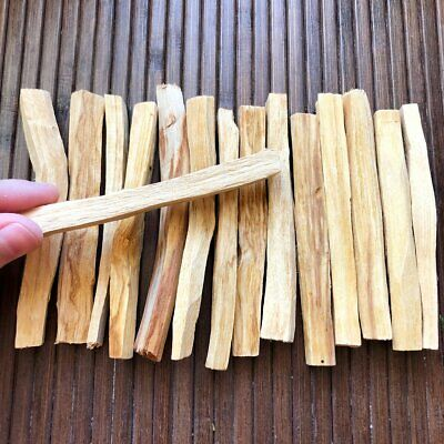 Palo Santo Holy Wood Incense 150 (STICKS APPROX) 4 LBS SIZE BAG(4+inches long)