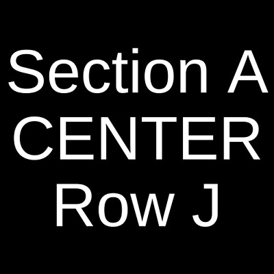 2 Tickets The Psychedelic Furs 8/7/19 Los Angeles, CA