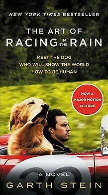 Art of Racing in the Rain, Paperback by Stein, Garth, Brand New, Free shippin...