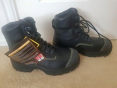 a9aef0bfdcc NEW - OLIVER Australia - STEEL CAP WORK BOOTS 34-634 - ANKLE LACE UP ...