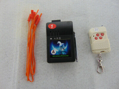 Low price Wireless switch Profession remote 1 key 1Cues fireworks firing system