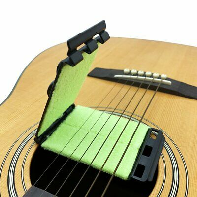 Guitar String Fretboard Cleaner w/ 3 Microfiber Cleaning Cloth Scrubber Brusher