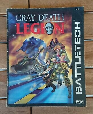 Grey Death Legion - A Battletech Source Book - 1617