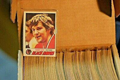 O Pee Chee 1977-78 Full Set Very Good Condition 396 Card
