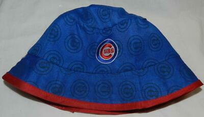 New MLB Chicago Cubs Rum Chata Reversible Bucket Hat One Size