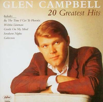 20 Greatest Hits by Campbell, Glen
