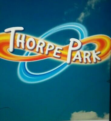 Thope Park tickets x2 for Saturday 14th September 2019