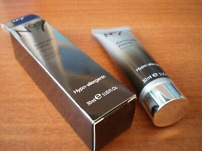 Boots No 7 Airbrush Away Primer 30ml SEALED & in box