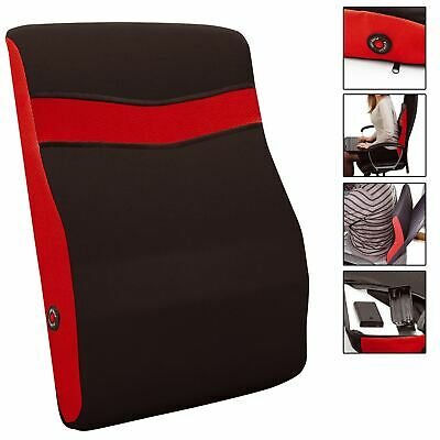 Back Seat Massage Cushion For Car Home Relax Van Stress Battery Powered Massager