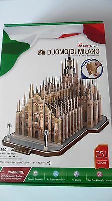 3D Puzzle Duomo di Milano 2.Wahl Mailand Cathedral Kathedrale Italien Cubic Fun