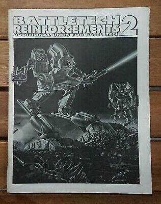 BATTLETECH - Reinforcements 2 - Additional Units for Battletech