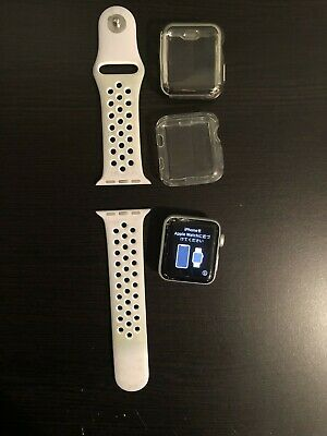 Apple Watch Series 2 Nike+ 38mm Aluminum Case - Works but SCREEN CRACKED