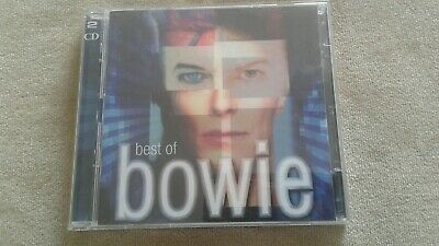 David Bowie          Best of Bowie     CD