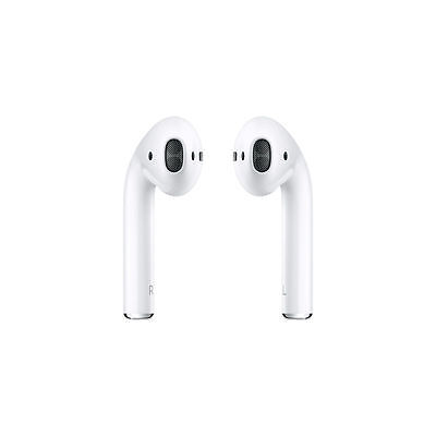 Refurbished Apple AirPods In-Ear Wireless Bluetooth Headsets w/ Case MMEF2AM/A