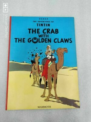 The Adventures of Tintin The Crab With The Golden Claws
