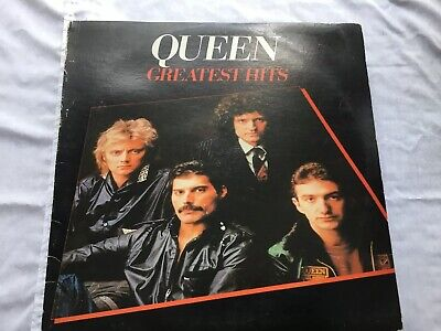 Queen Greatest Hits / Elektra 5E-564 1981